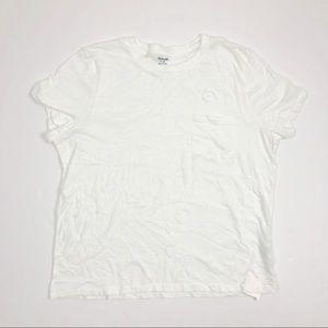 Madewell Women's White T-Shirt